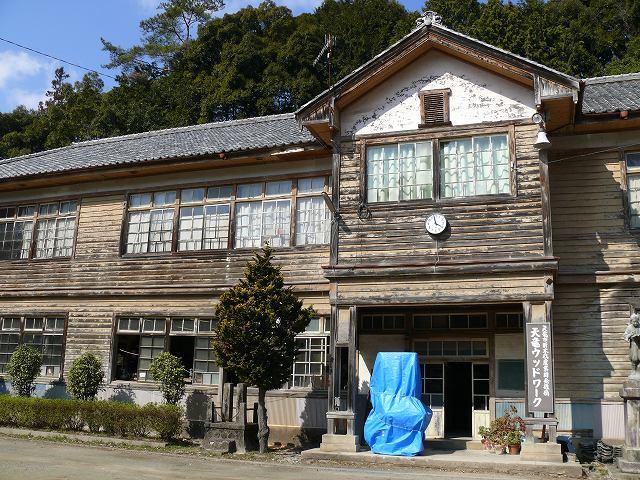 29_旧石神尋常小学校