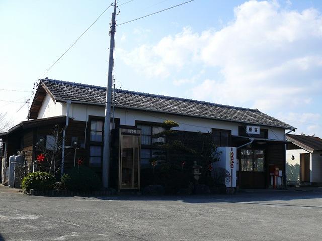 01_原谷駅