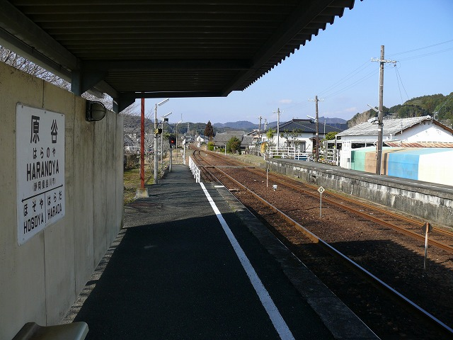 09_原谷駅