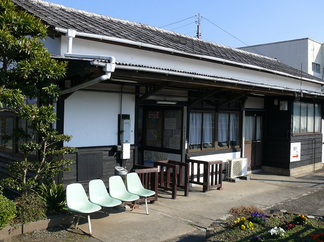 07_原谷駅