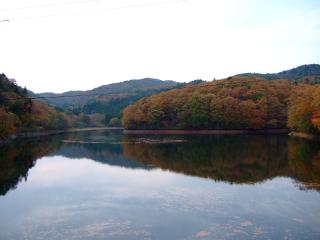 2009年11月万右エ門ため池