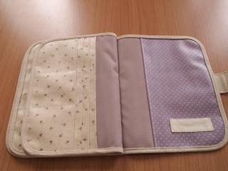 【038】3人用母子手帳ケース