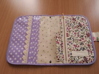 【039】3人用母子手帳ケース