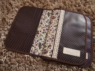 【037】3人用母子手帳ケース