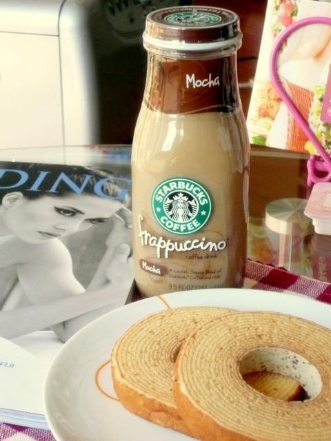 スターバックス コーヒー バームクーヘン