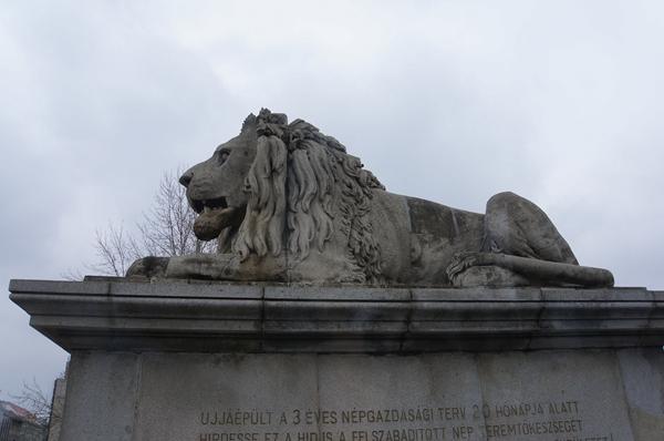 ライオン?
