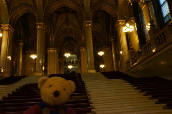 国会議事堂 階段