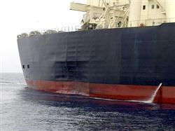 商船三井のタンカー