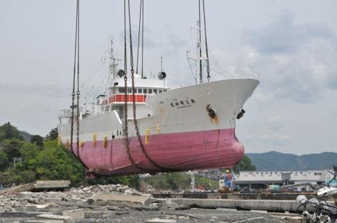 漁船つり上け#12441;