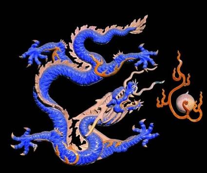 中国龍文化