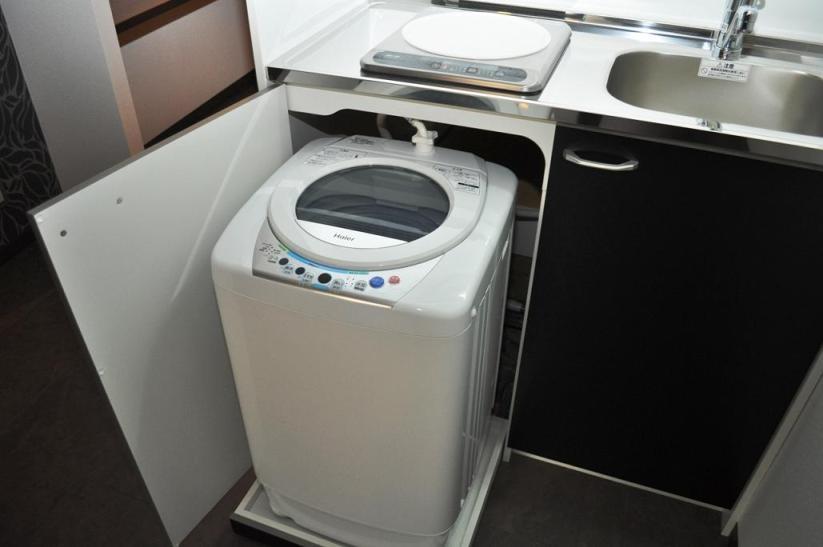 内蔵洗濯機