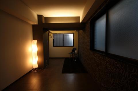 205号室間接照明
