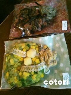 2011.11.02 cookey納品 シュシュ 1