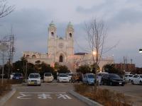 道の駅前の風景