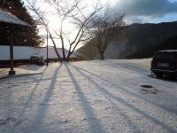 3月25日 吾川・雪景色②