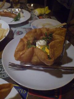タコサラダ