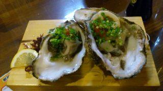 またもや岩牡蠣