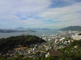 関門海峡を一望♪