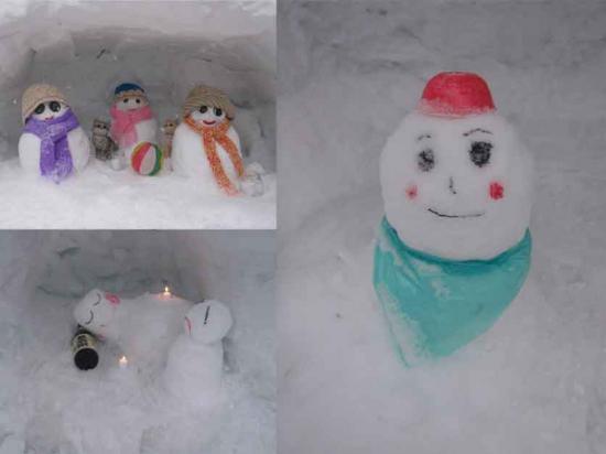 ほのぼの雪だるまさん_convert_20120204202610
