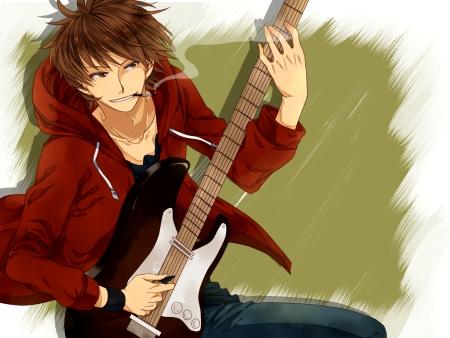 ギター小僧