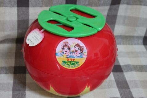 りんごのお風呂セット