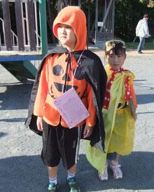 2011ハロウィン仮装