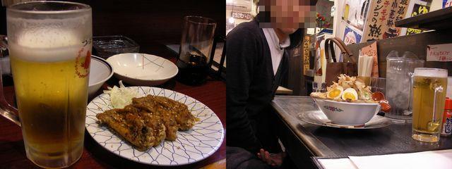 つばさやとゆず塩ラーメン201112月