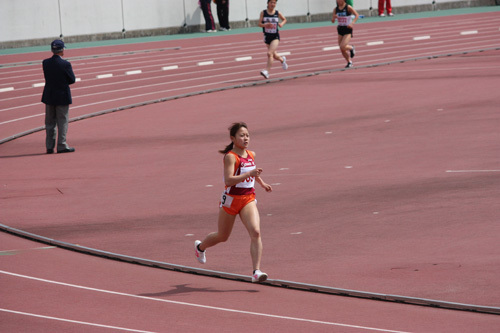 美津希1500予選1