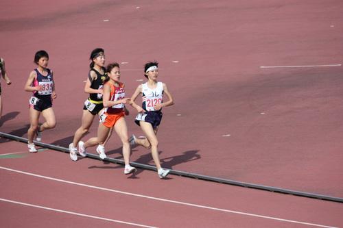 美津希1500決勝