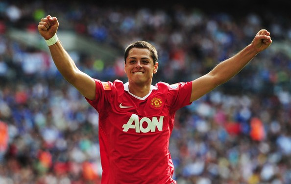 Javier Hernandez Football Wallpaper