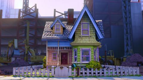 かわいい家!