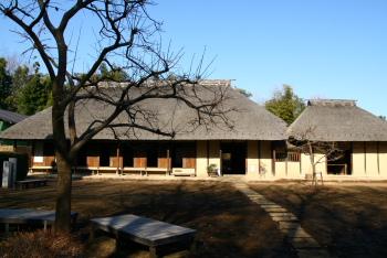 20100110都筑民家園1