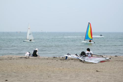 20100504逗子海岸