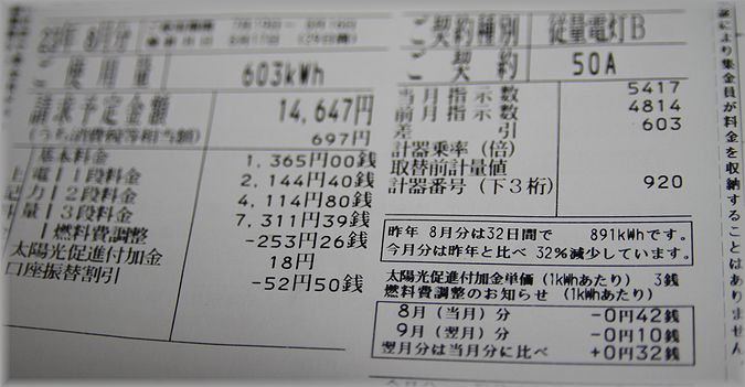 2011.8.18電気代