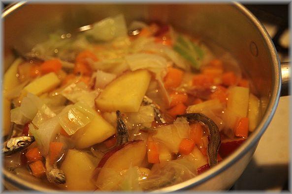 2011.10.20 野菜スープ