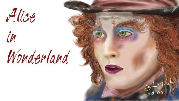 ALICE in Wonderland  Deep
