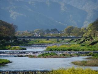 北大路橋⇒北山橋_2010-04-24