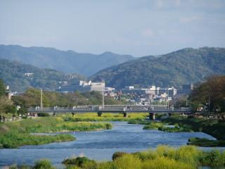 北山橋⇒北大路橋_2010-04-24
