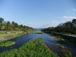中州_賀茂川_2010-04-24