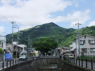 音羽川(後安堂橋付近)(1)_2010-05-13
