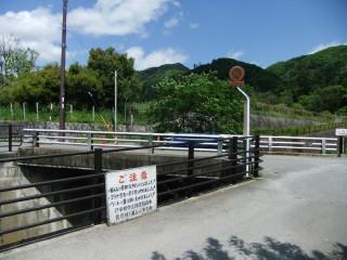 音羽川(後安堂橋付近)(2)_2010-05-13