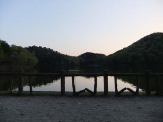 宝ヶ池_2010-04-26