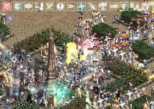 ギラン城戦0710