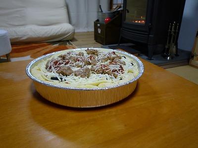 コストコ 極厚ピザ 1