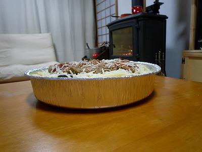 コストコ 極厚ピザ 2