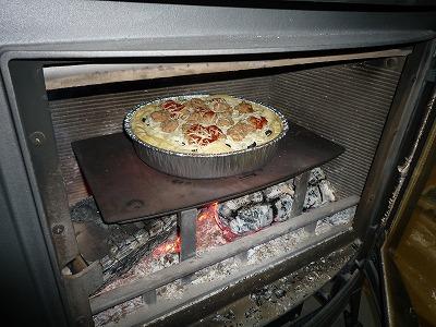 コストコ 極厚ピザ 4