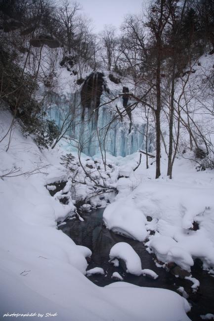 山北沢の滝1 (5)
