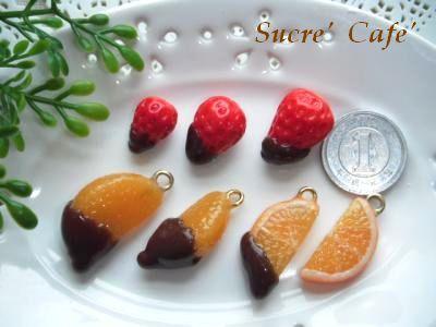 フルーツチョコ