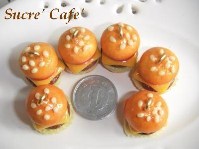 ハンバーガー②