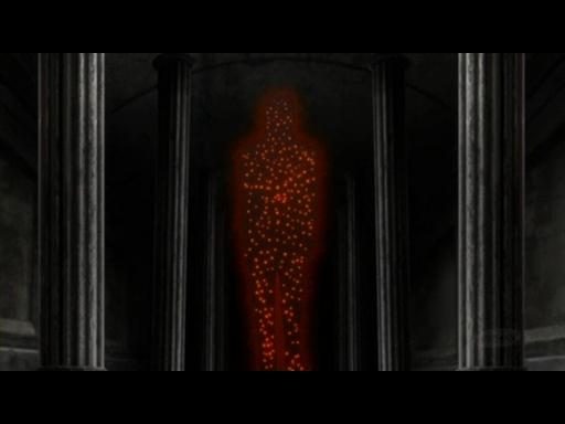 戦う司書 The Book of Bantorra 第11話「弱者と迷宮と女王の指し手」.flv_001194326